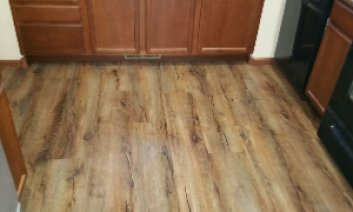 Flooring instelation